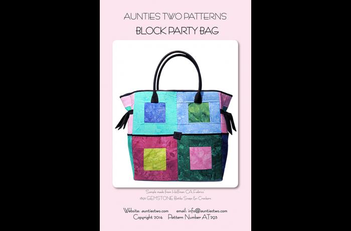 AT293 – Block Party Bag
