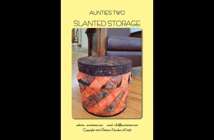 AT296 – Slanted Storage