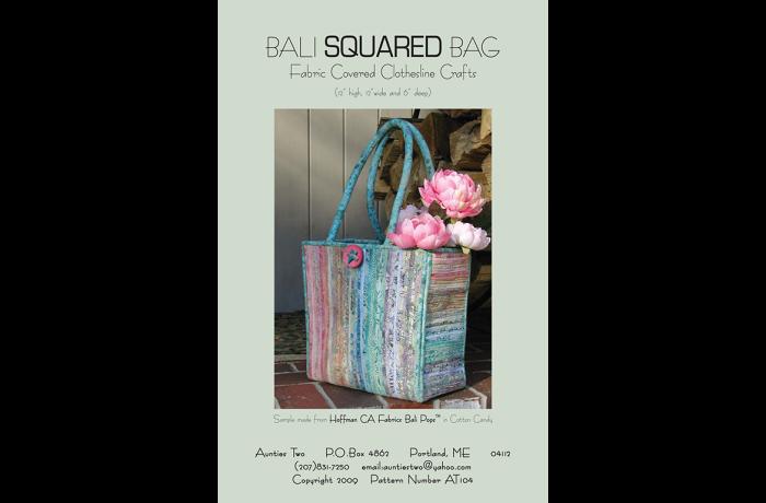 AT104 – Bali Squared Bag