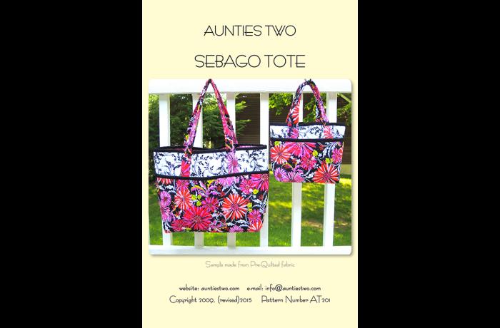 AT201 – Sebago Tote (Revised)