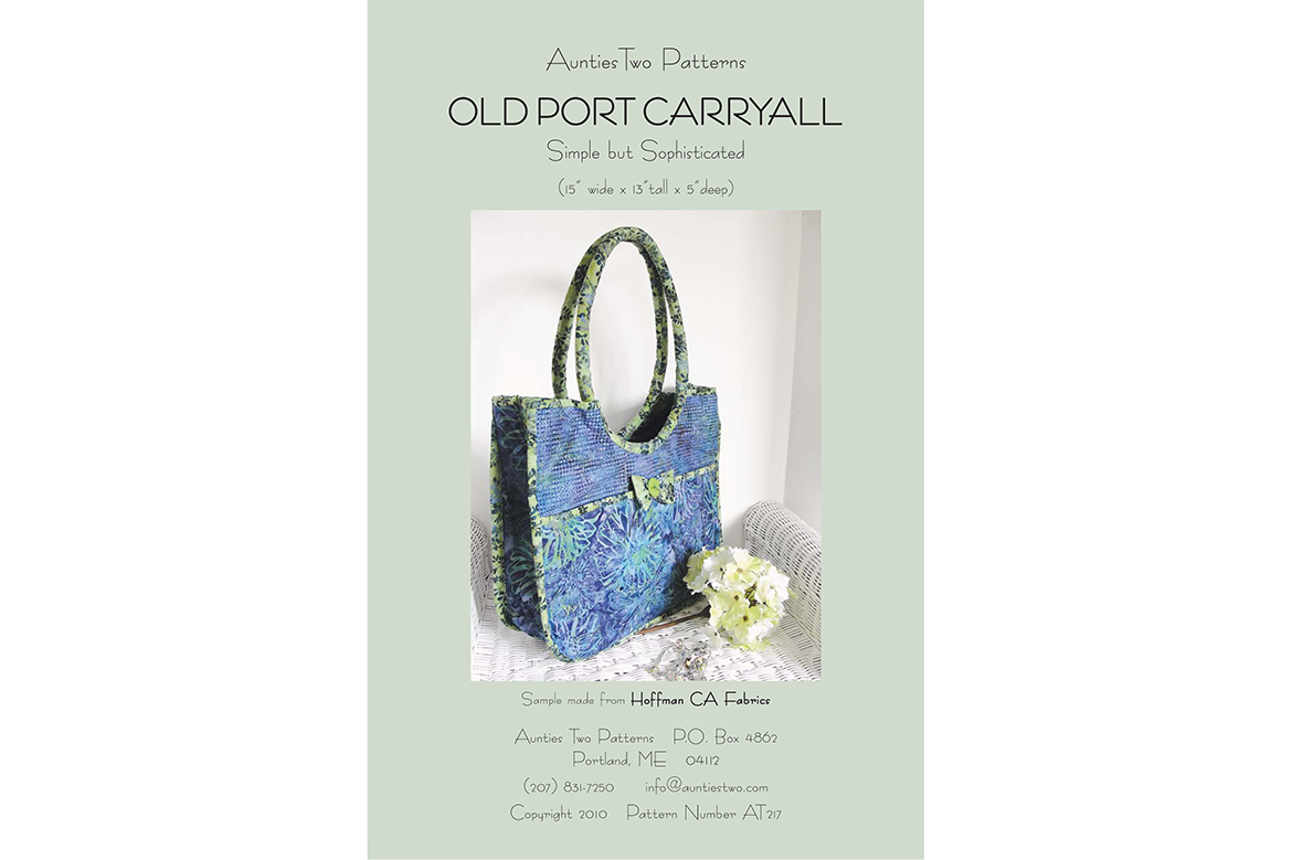 AT217 – Old Port Carryall