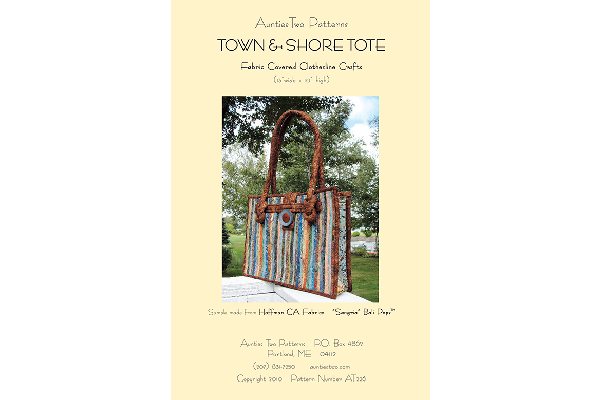 AT226 – Town & Shore Tote