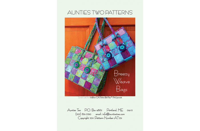 AT231 – Breezy Weave Bags