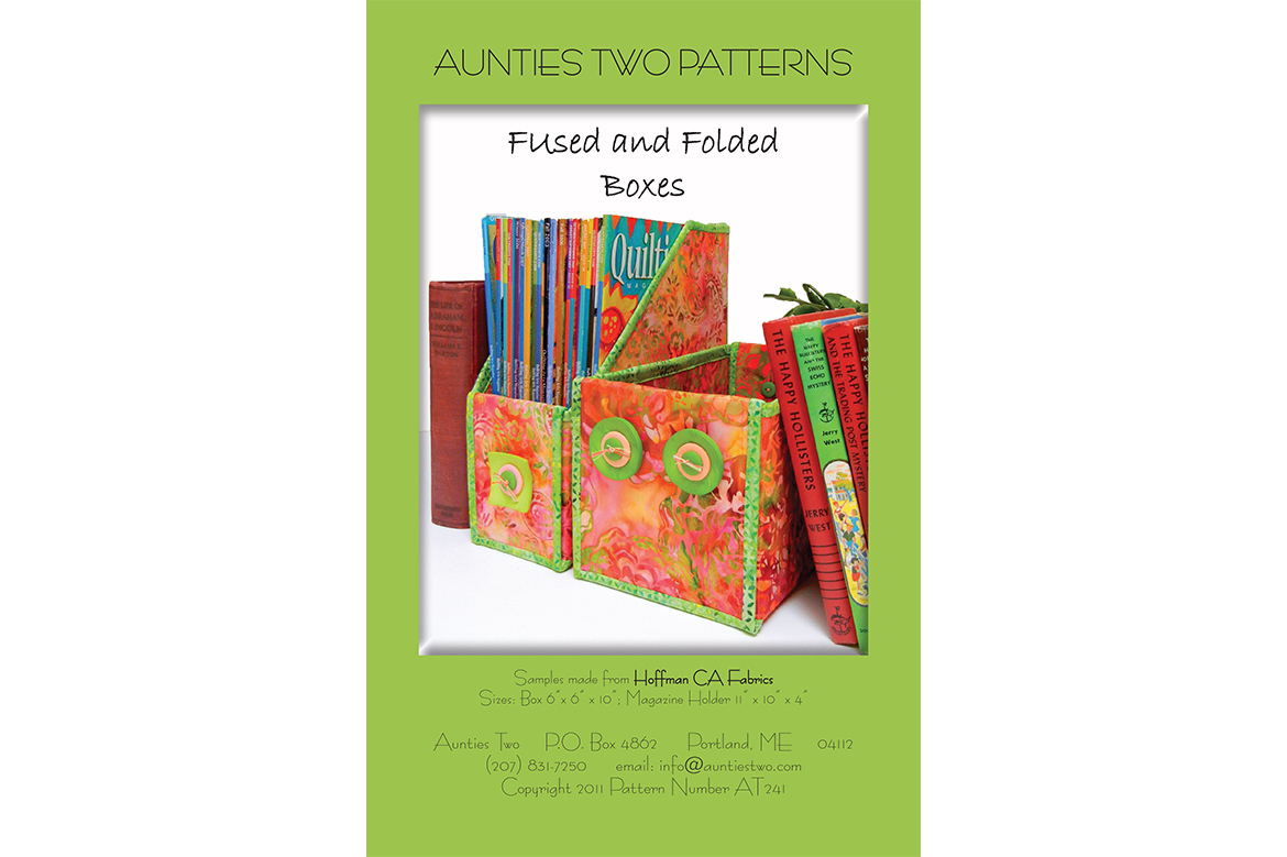 AT241 – Fused and Folded Boxes