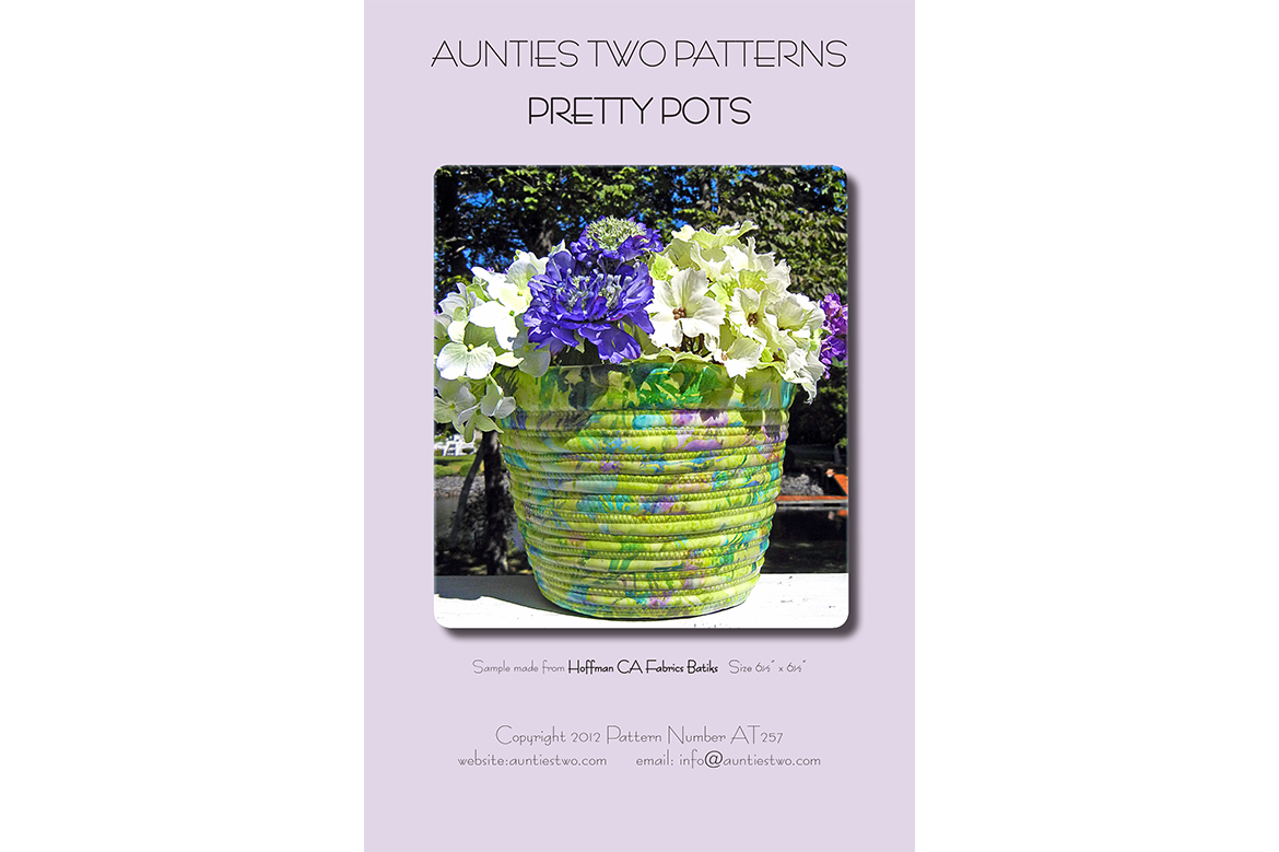 AT257 – Pretty Pots