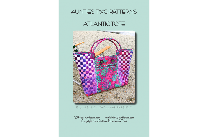 AT267 – Atlantic Tote