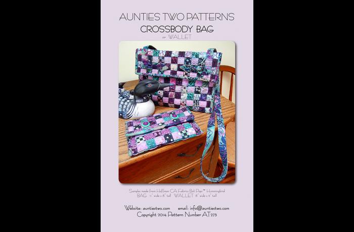 AT273 – Crossbody Bag