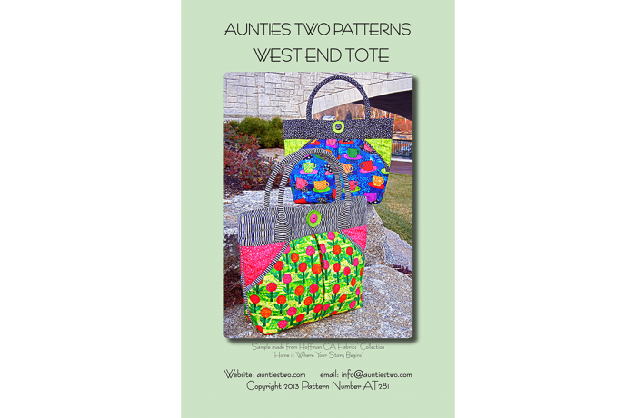 AT281 – West End Tote