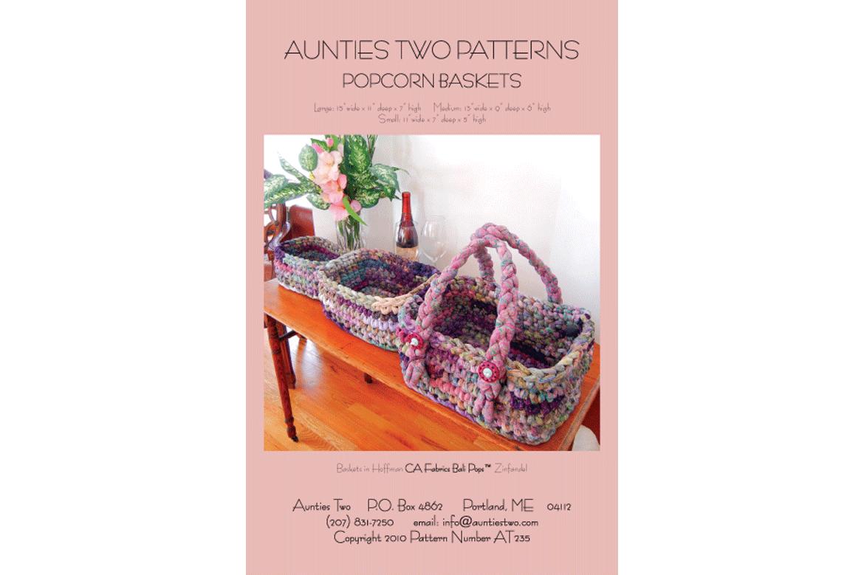 AT235 – Popcorn Baskets