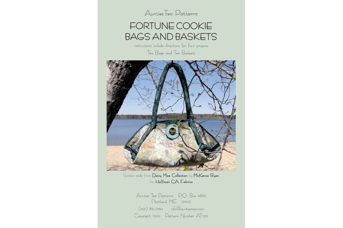 AT220 – Fortune Cookie Bag