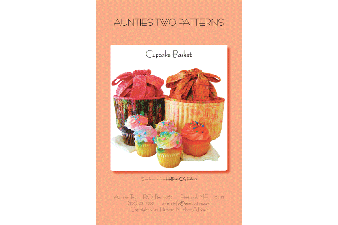 AT246 – Cupcake Basket