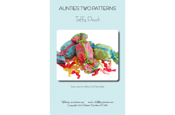 AT266 – Taffy Pouch