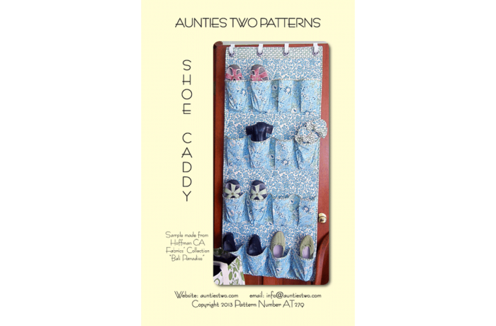 AT279 – Shoe Caddy