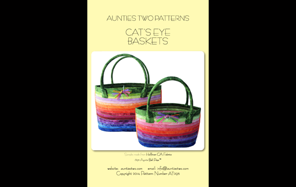 AT295 – Cat's Eye Baskets