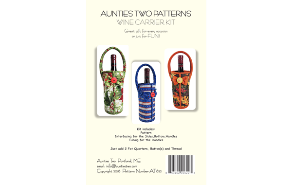 AT622 – Wine Carrier