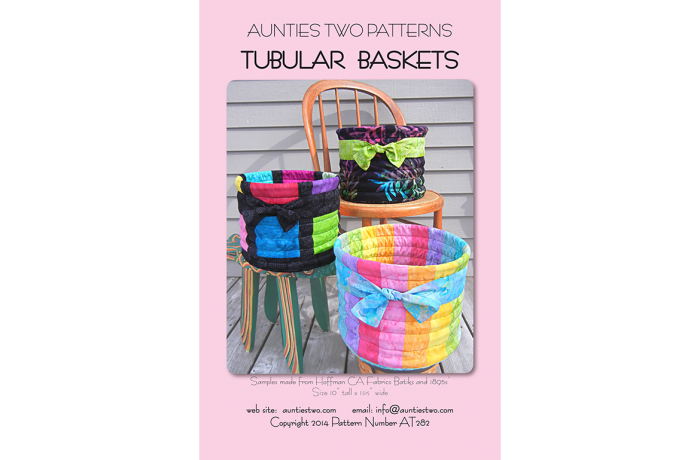 AT282 – Tubular Baskets
