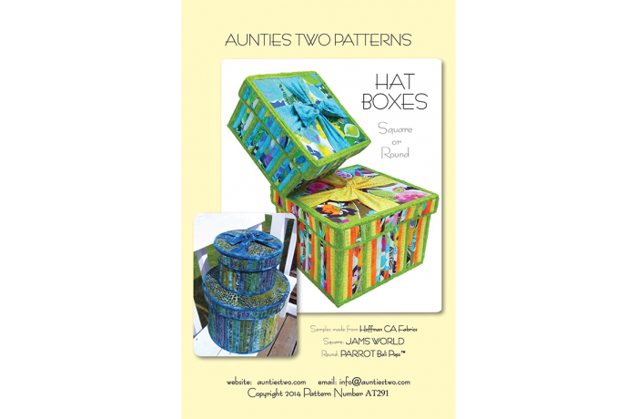 AT291 – Hat Boxes