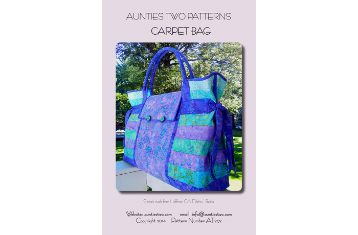 AT292 – The Carpet Bag