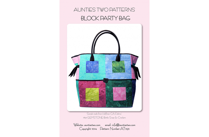 AT293 – Block Party Bag