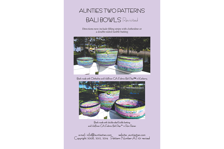 AT101 – Bali Bowls