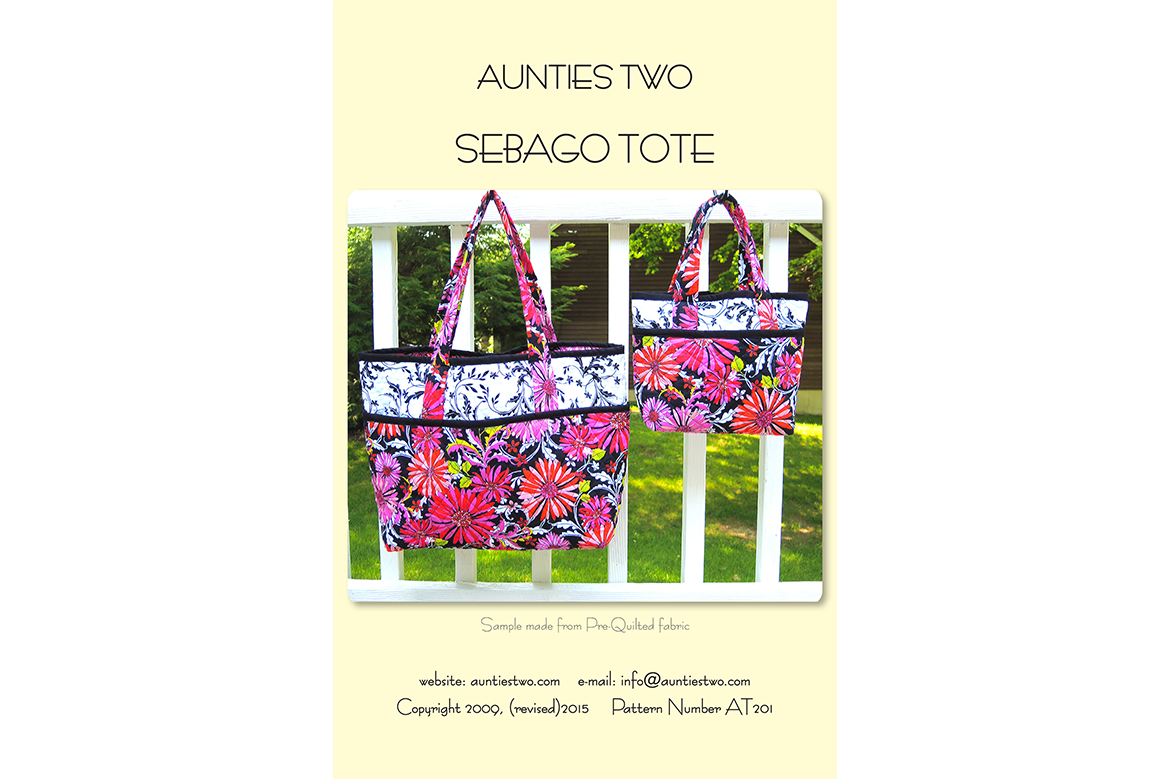 AT201 – Sebago Tote (Revised)
