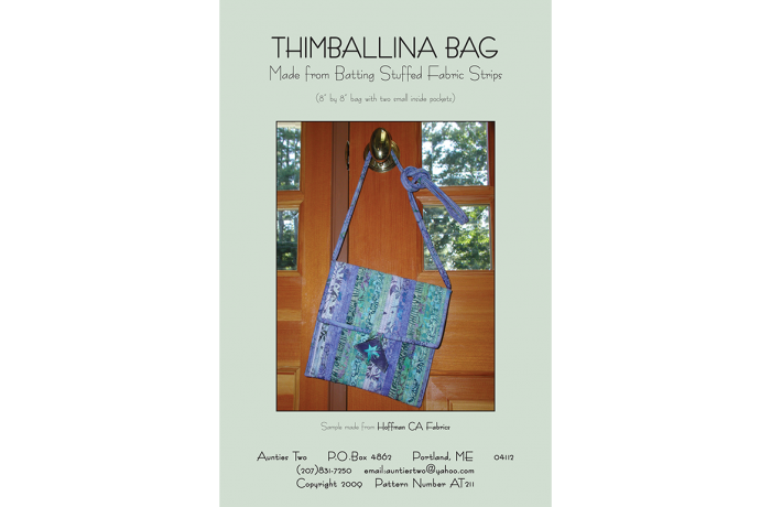 AT211 – Thimballina Bag