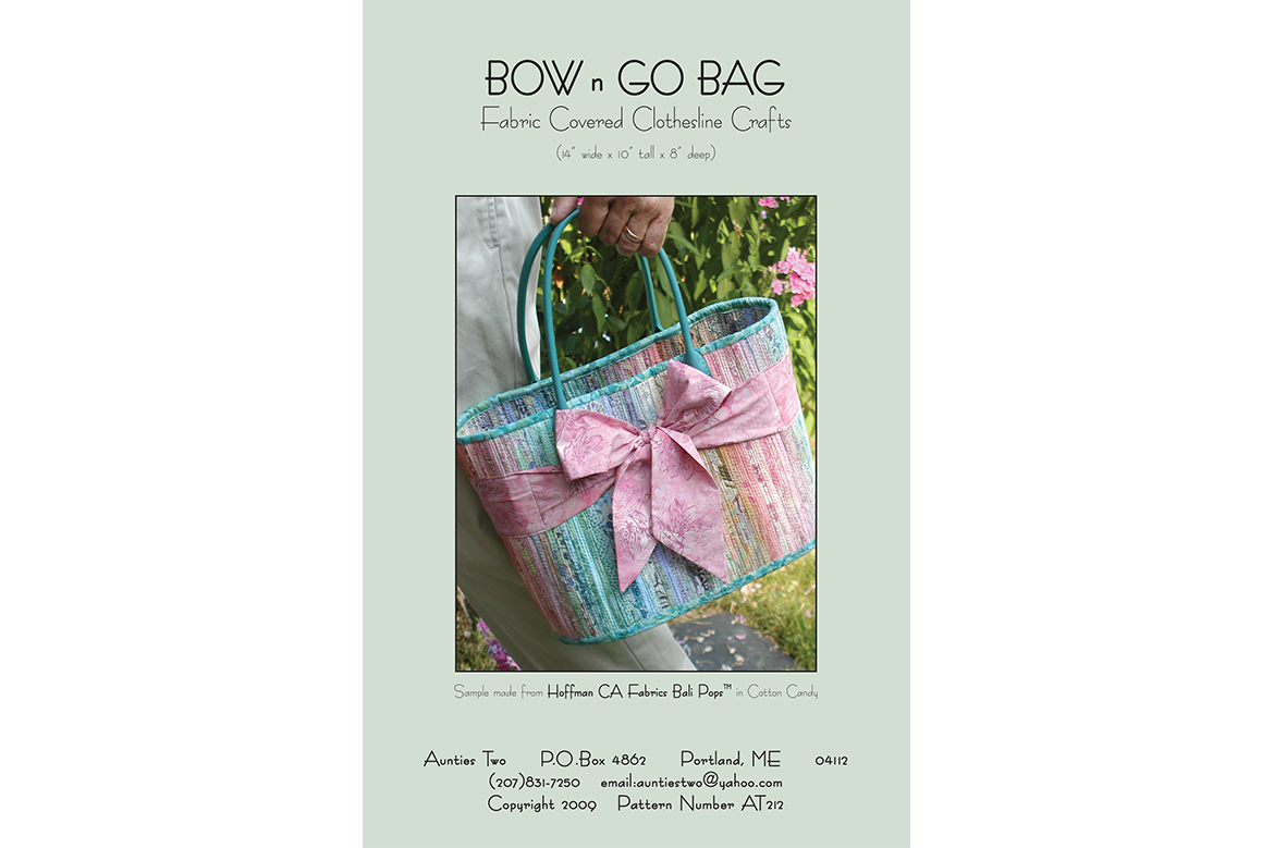 AT212 – Bow 'N Go Bag