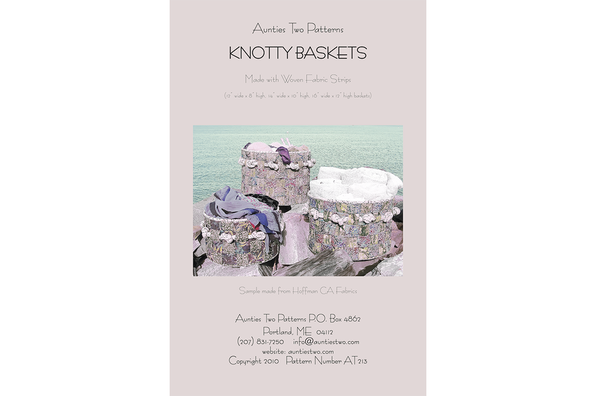 AT213 – Knotty Baskets