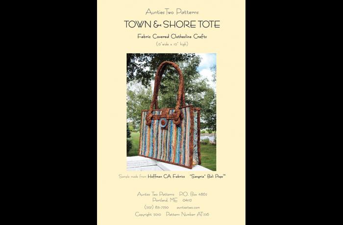 AT226 – Town & Shore Tote