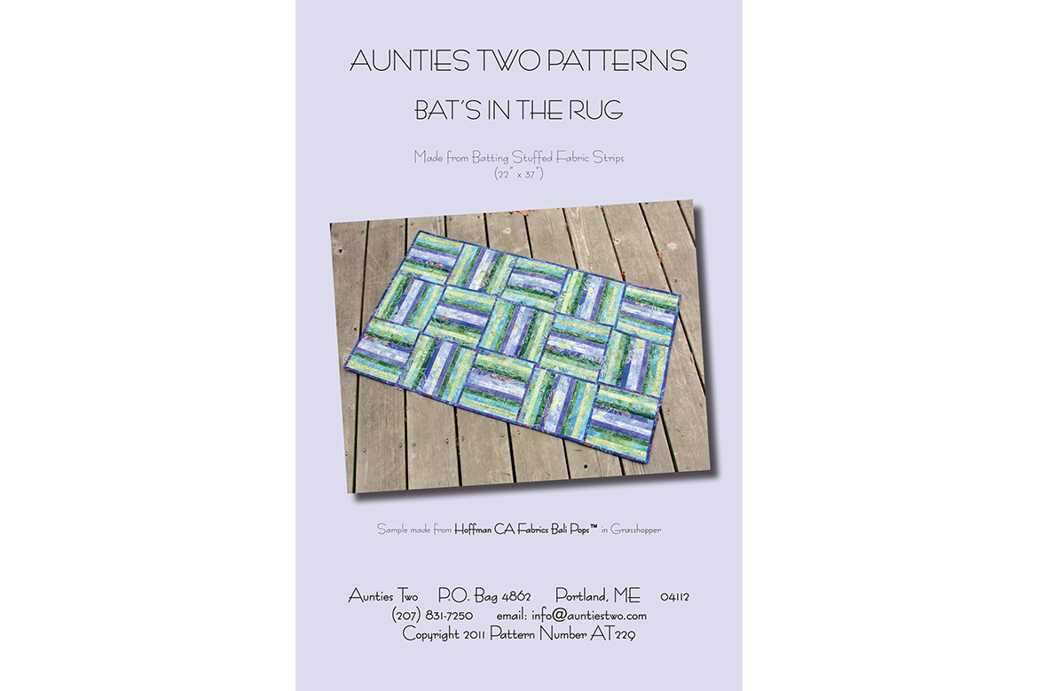 AT229 – Bats In The Rug