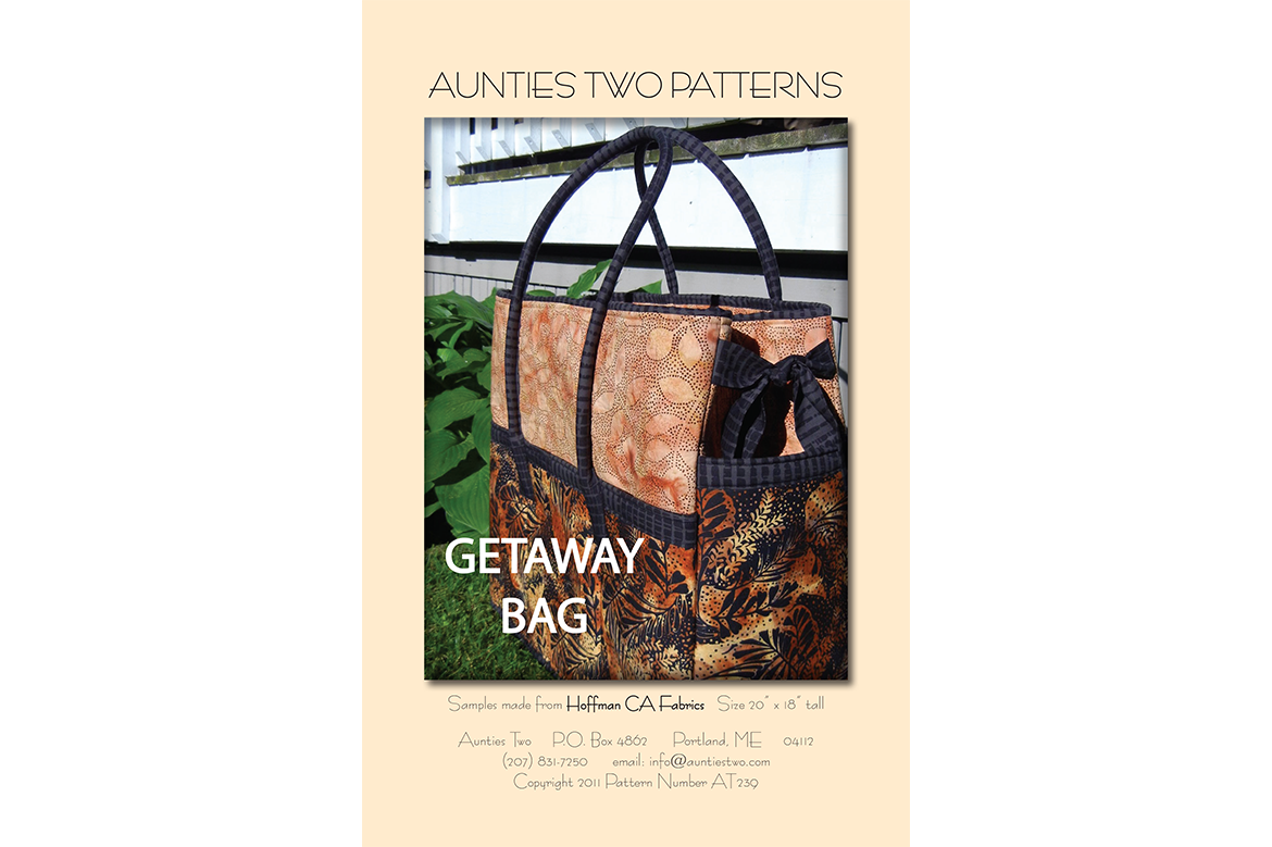 AT239 – Getaway Bag