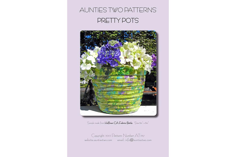 AT257 – Pretty Pots
