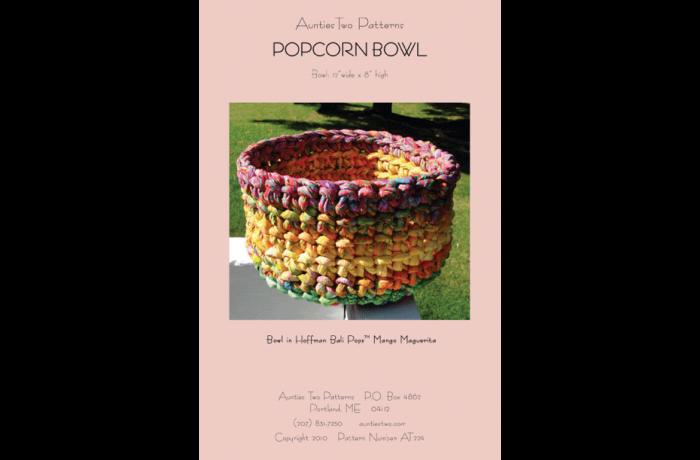 AT224 – Popcorn Bowl