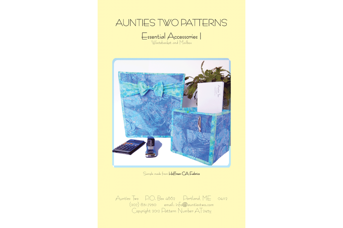 AT245 – Essential Accessories – Retired