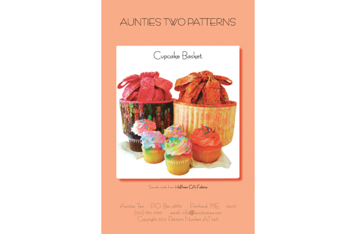 AT246 – Cupcake Basket – Retired