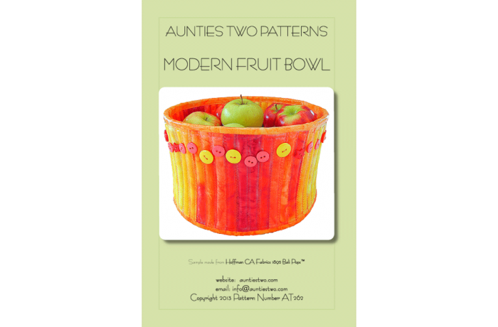 AT262 – Modern Fruit Bowl