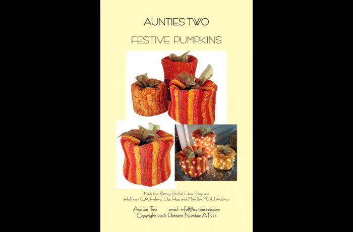 AT277 – Festive Pumpkins