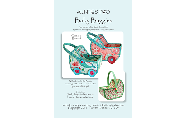 AT604 – Baby Buggies