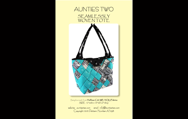 AT298 – Seamlessly Woven Tote