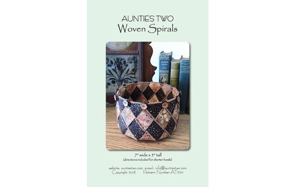 AT620 Woven Spiral Bowls