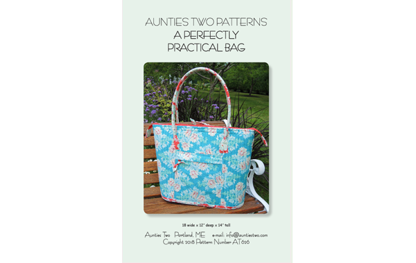 AT626 – Perfectly Practical Bag
