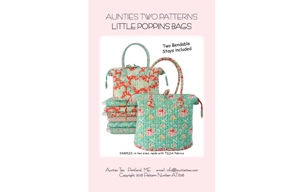 AT628 – Little Poppins Bag