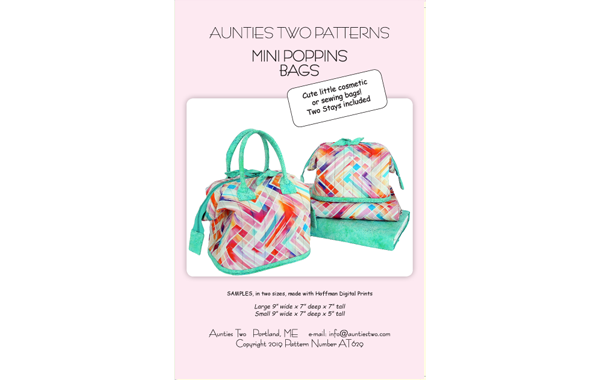 AT629 – Mini Poppins Bags