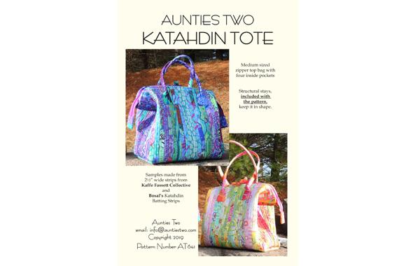 AT641 – Katahdin Tote