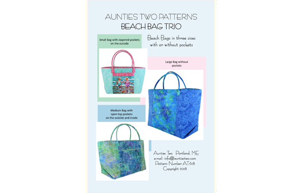 AT618 – Beach Bag Trio