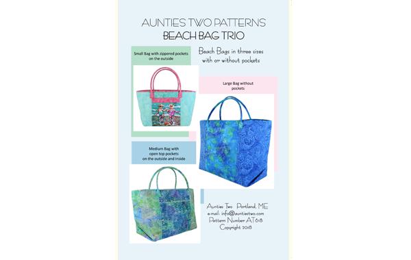 AT618 – Beach Bag Trio